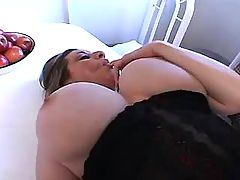 Beautiful plumper slurps cum after fucks bbw mpegs
